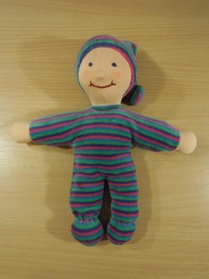 Oma Tana: Schlamperle-Puppe nähen